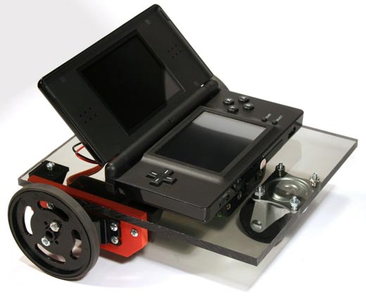 Robods: Nintendo Ds Based Robot Kit