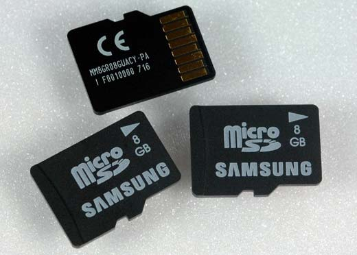 8gb Microsd Memory: Tons of Storage in a Tiny Chip