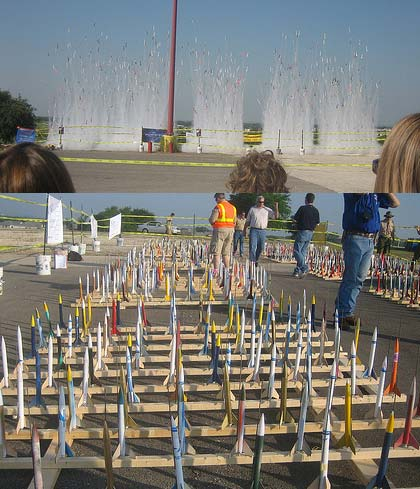 Troop 990 Rockets
