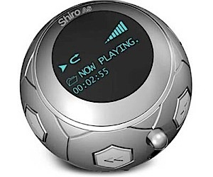 Shiro Mp3 Player Inspired by Soccer Ball