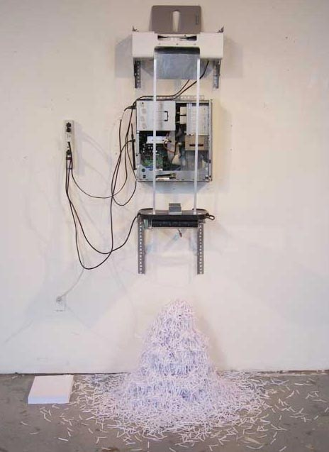 Bill Shackelford's Spamtrap Installation