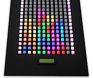 Tetris Gets an LED Makeover
