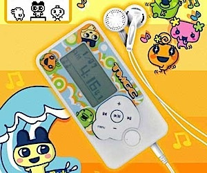 Tamagotchi Music Fever: Weird Media Player of the Day
