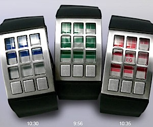 Tokyoflash Eleeno LCD Watch has Me Scratching My Head