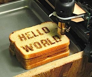 It's Toast-Errific… the Toast Printer