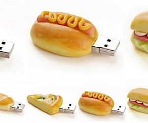 USB Drives Look Like Tiny Baked Goods