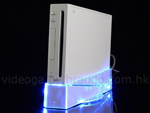 Wii Crystal Cooler Fan