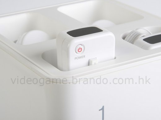WeDock Nintendo Wii Dock Closeup