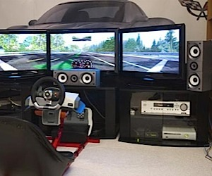 Xbox 360 Racing Taken to the Next Level