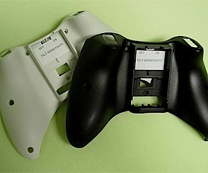Team X-Tender Tilt Sensitive Xbox 360 Controller Kit