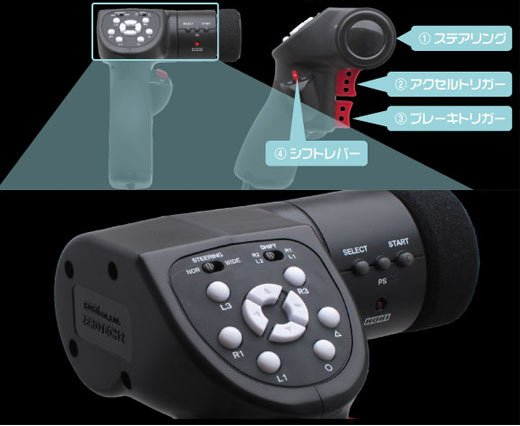 Zero Tech 3 Racing Controller Coming for PS3