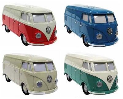 Zumreed Cranks Out Volkswagen Minibus Radios