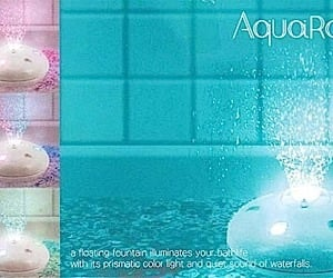 Aquarain Turns Your Bath Into a Light and Fountain Show