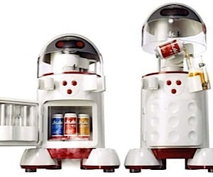 Beer Pouring Robot Now Available Worldwide