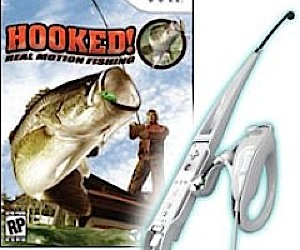 Hooked! for Wii Adds Fishing Rod to Wii-Mote