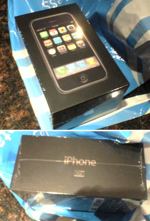 IPhone is in the House