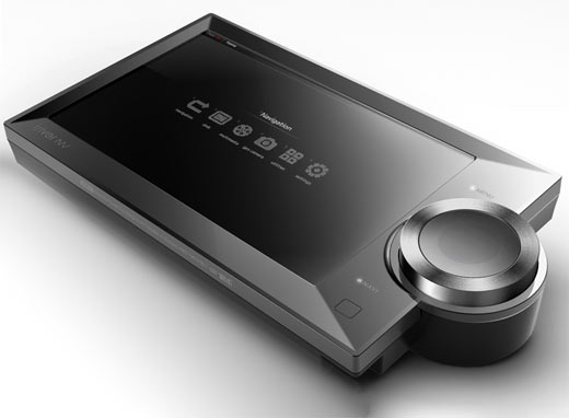iRiver NV Media Player