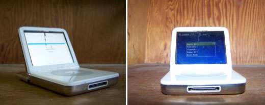 Itop: the iPod Laptop