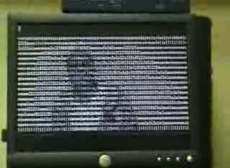 Computer Plays Youtube Videos With Ascii Text