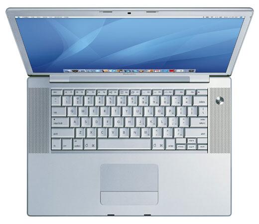 Apple MacBook Pro Open