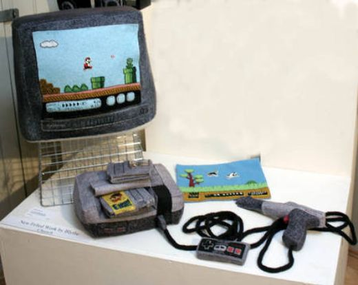 Nintendo Console Gets All Soft and Squishy