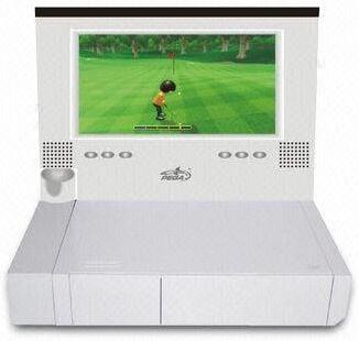 Pega HK Wii 7 Inch Portable LCD