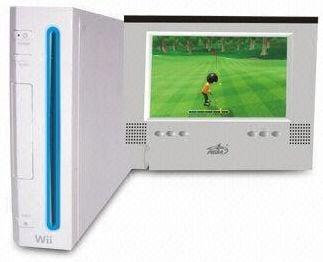 Pega HK Wii 8.5 Inch Portable LCD