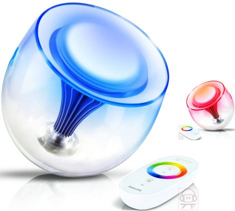 Philips Livingcolors LED Lights: Prices and Dates Revealed