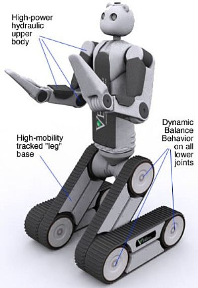 Robot Can Predict New Surroundings