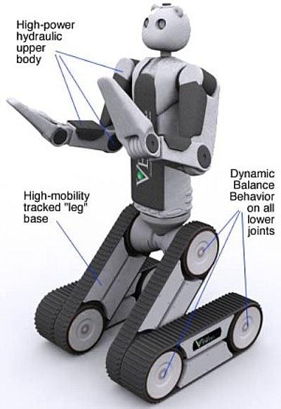Robot Can Predict New Surroundings