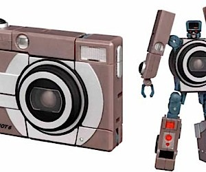 Transformers: Gadgets in Disguise