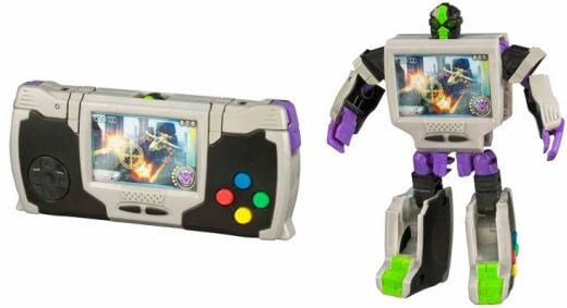 Real Gear Transformers Video Game