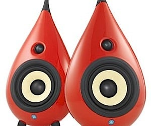 Scandyna Drop Speakers: Did Aliens Leave These Behind?
