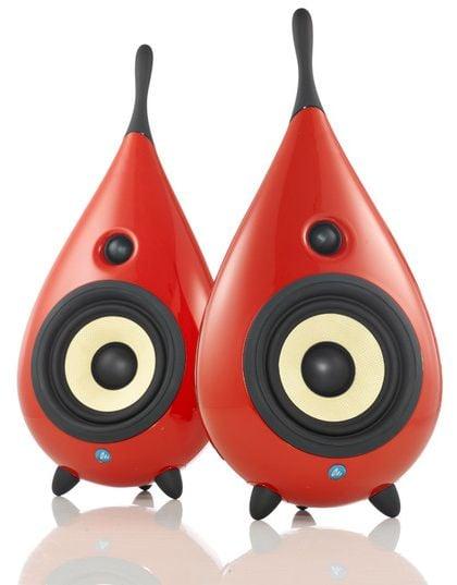 Scandyna Drop Speakers