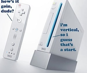 Nintendo Wii Gets Voice Recognition