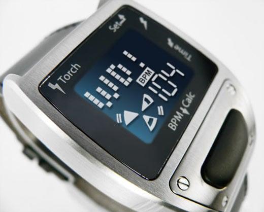 Tokyoflash BPM Watch