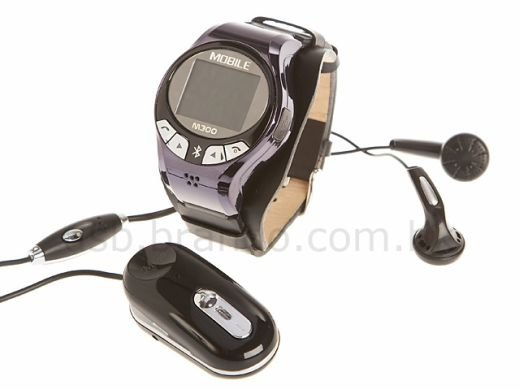 M300 Wrist Watch has Cell Phone Built in