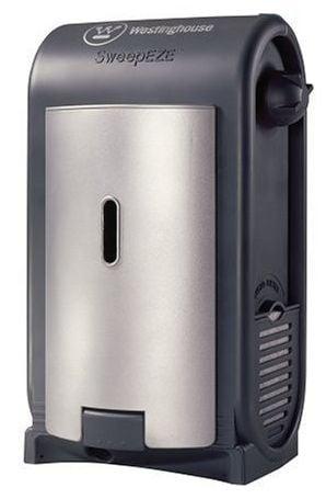 Electronic Dust Bin Makes Dustpans Obsolete