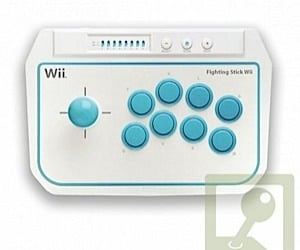 Arcade Joystick Coming for Nintendo Wii