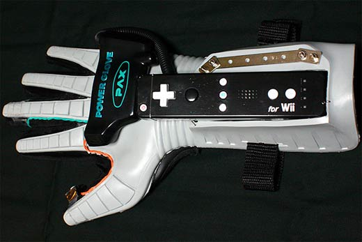 wii power glove mod