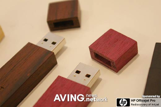 Wooden USB Memory