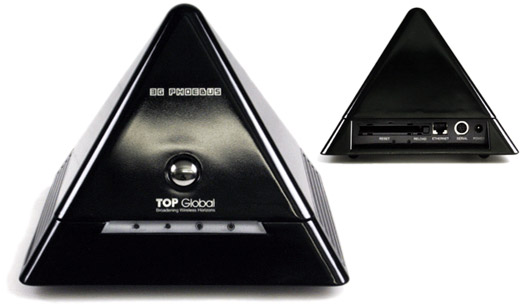 Phoebus Gives Your 3g Card Pyramid Power