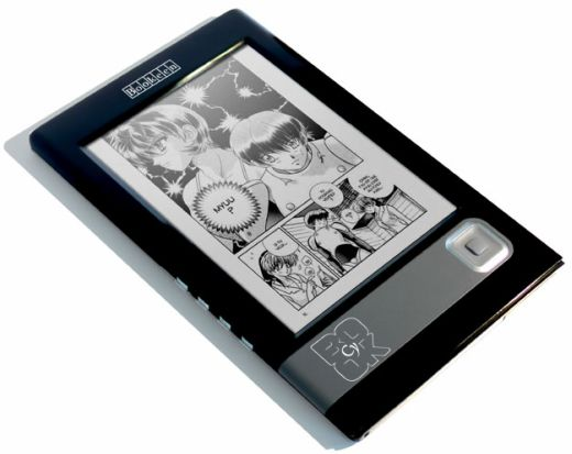 Bookeen Cybook 3 E-Reader