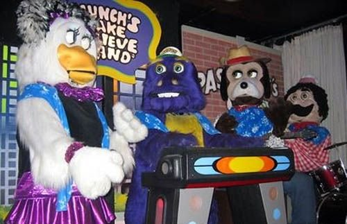 Where Do Chuck E. Cheese Robots Go After They Die?