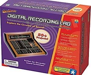 Sound Lab Teaches Kids Circuit Bending