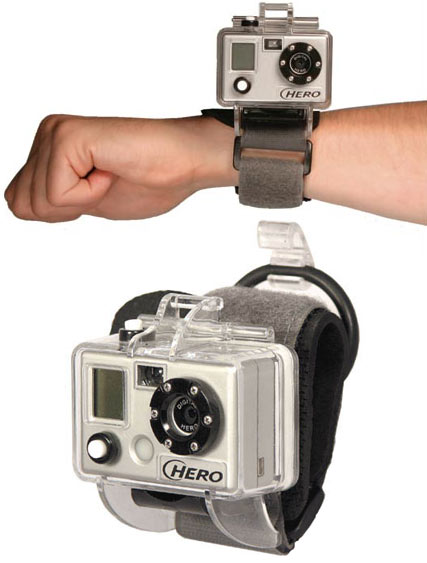 Gopro Digital Hero 3 Camera for Sports Nuts