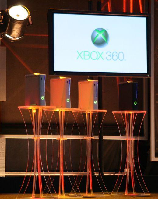 Xbox 360 Grey