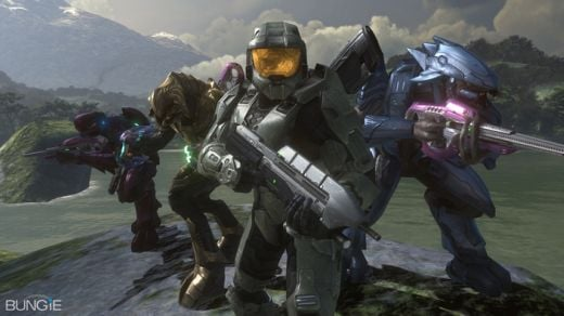 Halo 3 Co-op Screenshot