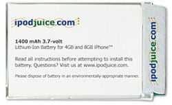 ipodjuice iphone replacement battery