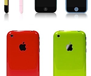 Iphones Get Pimped Out by Colorware